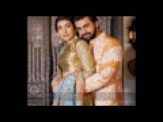 Farhan Saeed and Urwa Hocane's wedding pictures