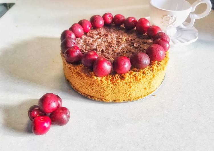 ПП торт без выпекания