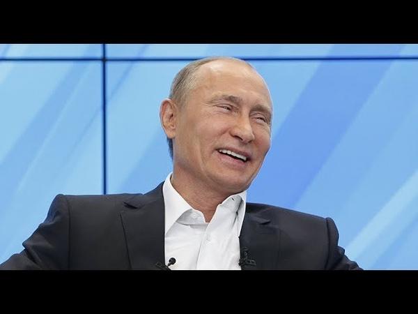 Путин о Повышении Пенсионного Возраста. Смешно До Слез