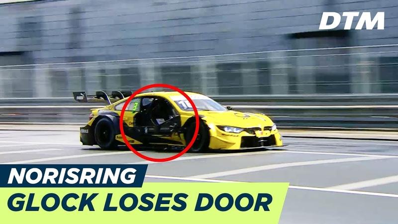 Timo Glock without door - DTM Norisring 2018