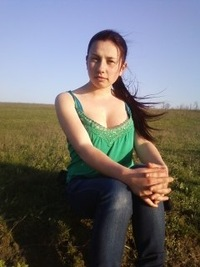 Напольникова Лариса, 22 марта 1996, Кривой Рог, id173728895