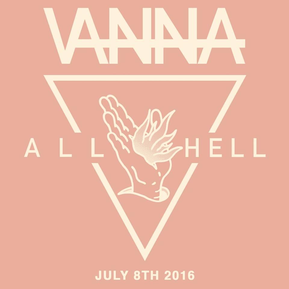 Vanna - Leather Feather [single] (2016)