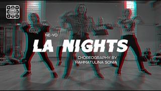 DANCE-COOL   LA NIGHTS   Choreo by Rahmatulina Sonia