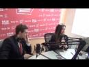 Антон Никитин в гостях БезОбеда Шоу на НАШЕм Радио в Ижевске 09 10 18