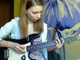 Metallica - Enter Sandman Intro (cover by Anka)