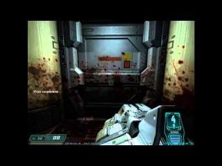 Прохождение Doom 3.Серия №19-Комплекс Дельта Сектор 4