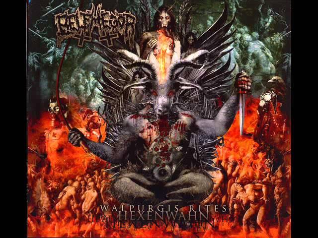 Belphegor - Walpurgis Rites – Hexenwahn [Full Album]