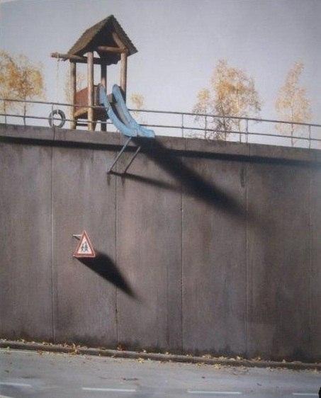 Русский мир: в Калининграде засыпали песком бесплатную горку, чтобы дети катались за деньги - Цензор.НЕТ 9982