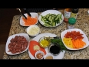 Мясо по Корейски с Овощами Салат БОМБА Вкуснее и не придумаешь Meat salad