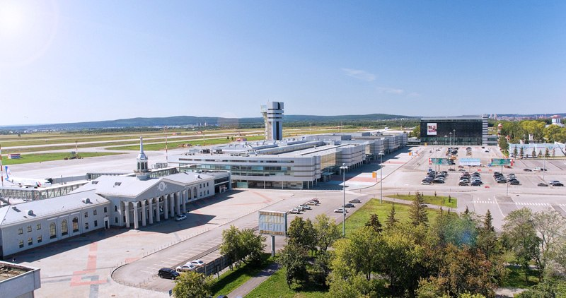 Кольцово - лучший аэропорт России