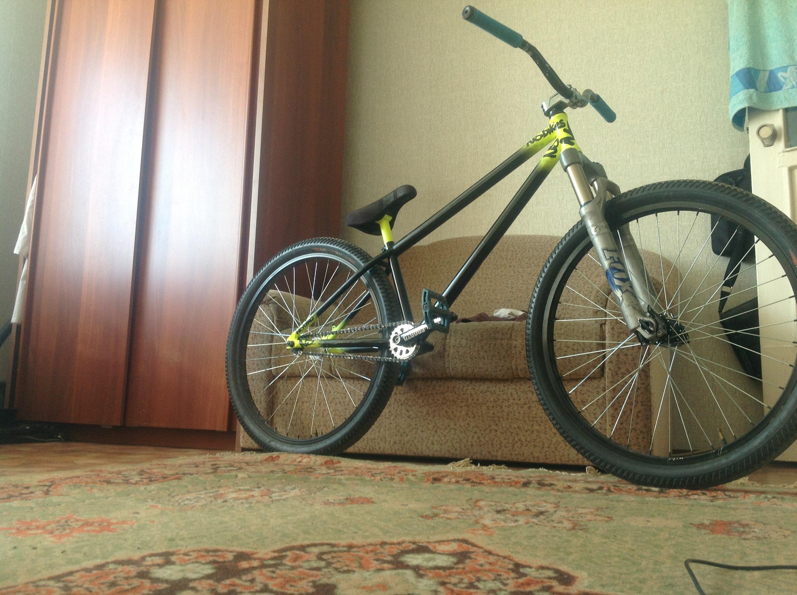X Bikers Ru горный велосипед велотриал фрирайд стрит