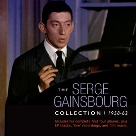 Serge Gainsbourg альбом The Serge Gainsbourg Collection 1958-62
