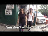 к женщине в Нью-Йорке пристают больше 100 мужчин в день