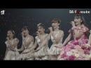 [DF DAFansubs] Morning Musume - Aruiteru (RUSUB)