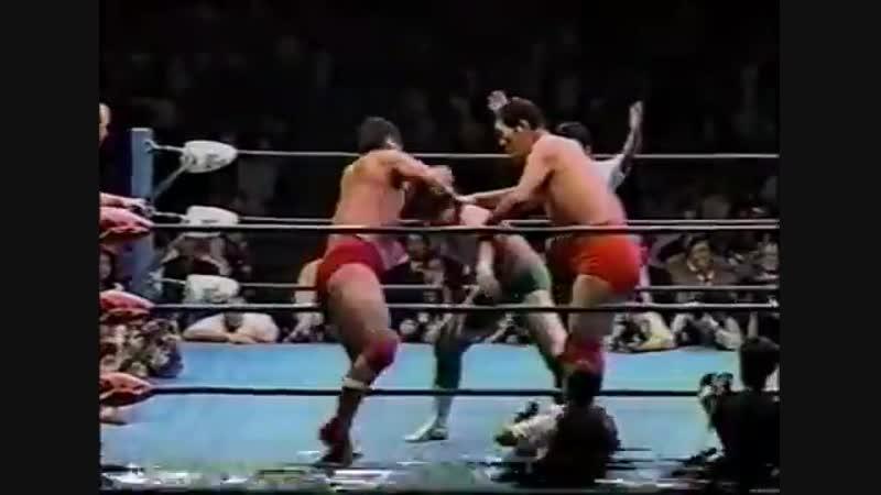 1996.11.03 - NTV All Japan Pro Wrestling Relay