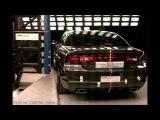 Dodge Charger | 2012 | Pole Crash Test by NHTSA | CrashNet1