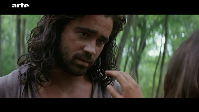 Colin Farrell par Laetitia Masson - Blow up - ARTE [720p]