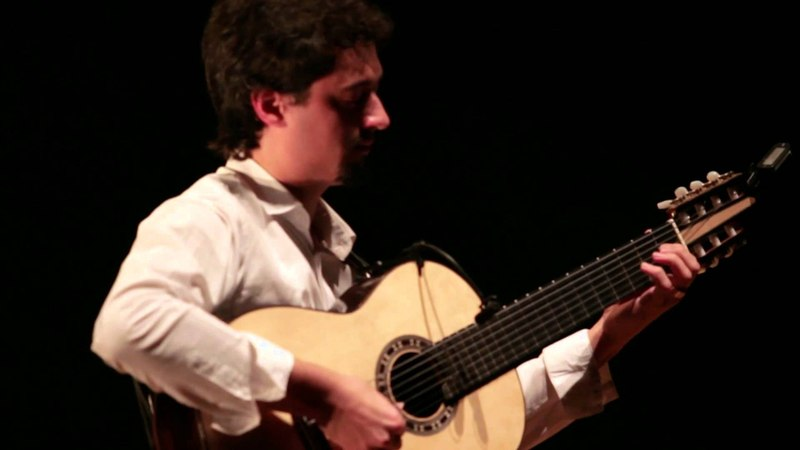 Gian Correa no Auditório Ibirapuera - Voando Baixo