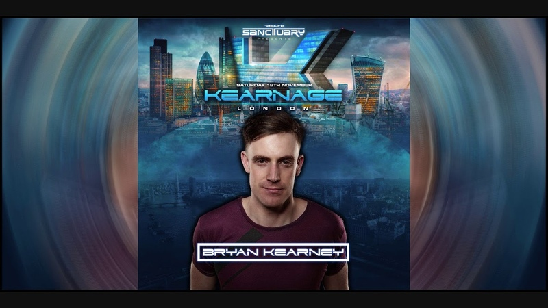 Bryan Kearney - LIVE @ KEARNAGE London, Trance Sanctuary, November 2017