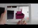 В App Store вышло приложение для «примерки» мебели к интерьеру