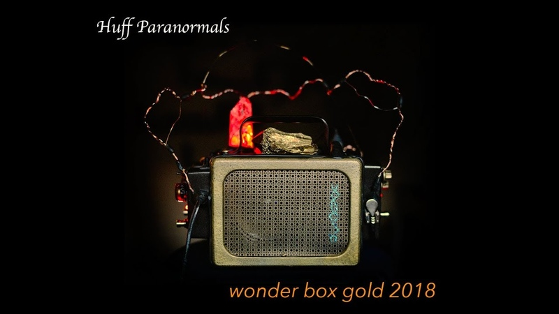 Return of the Wonder Box Gold The Most Effective Spirit Box in the World 2018