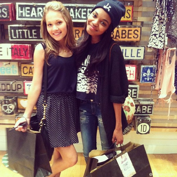 Shopping at brandy with my girl kelliberglund