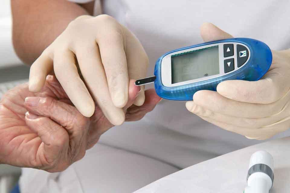 Какие симптомы при сахарном диабете?