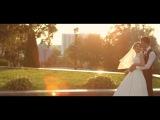 Солнечная свадьба Анны и Михаила - свадебный клип. Видеограф Роман Мишаров - свадьба в Москве, Минске, СПб
