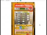 Как купить езденки проездные билеты в Праге