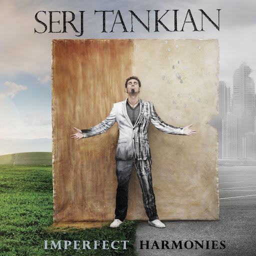 Serj Tankian альбом Imperfect Harmonies (Deluxe Version)
