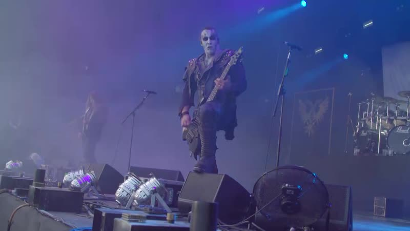 BEHEMOTH Amen Live At Bloodstock 2016 afonya drug