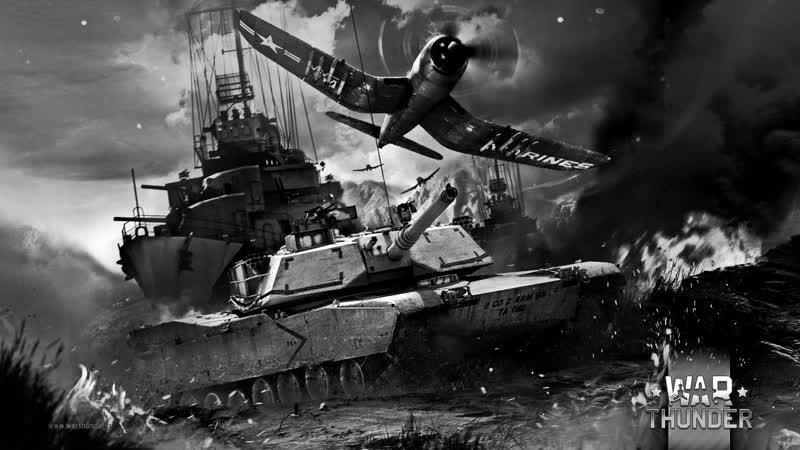 WarThunder - {Сезон 2018●25 HD ✔} - Танкуем на Т-34