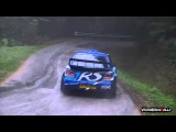 Robert Kubica test WRC Subaru Impreza WRX STI