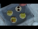 Яблочные тарталетки Видеорецепт