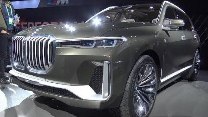 2019 BMW X7 SUV - Exterior And Interior Walkaround