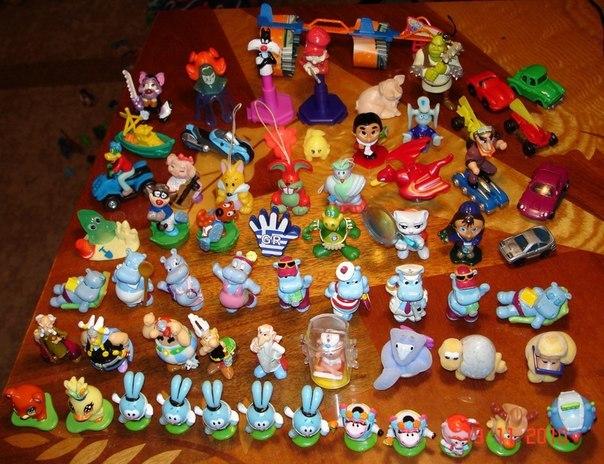 Дом для игрушек из киндера сюрприза своими руками 87
