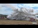 Безпека понад усе полтавські нафтовики провели навчання з ліквідації аварійних ситуацій на свердловинах
