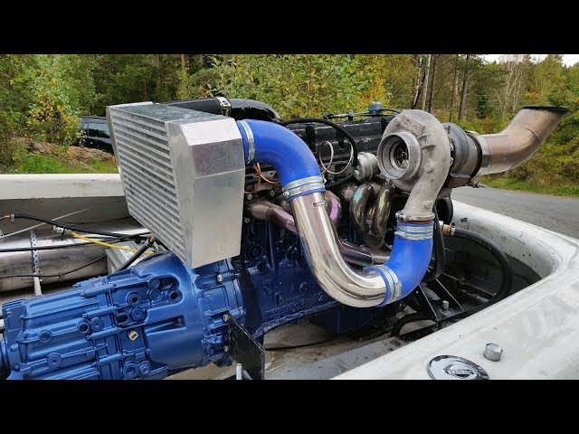 12 Most Amazing Boat Engine Swaps You Have Ever Seen