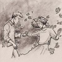 Рисунок профиля (Марина Домрачева)