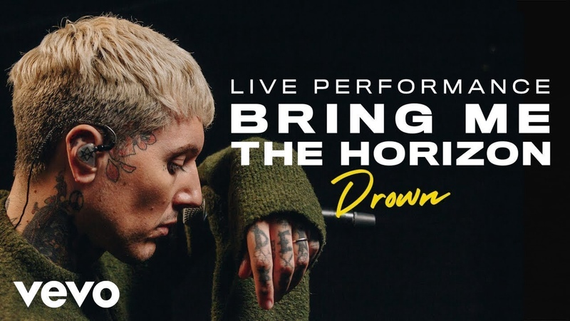 Bring Me The Horizon - Drown (Live) | Vevo Live Performance