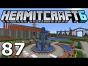 Minecraft Hermitcraft Season 6 Ep.87- Plaza Polish