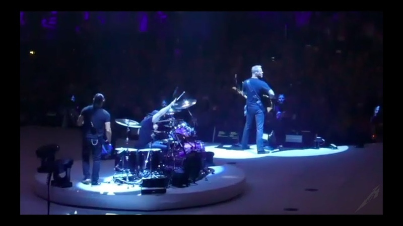 Metallica - The Unforgiven (Hamburg, Germany - March 29, 2018) [Multicam by MetallicaLiveHD]