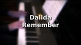 Dalida (Далида) Remember (Вспомни)