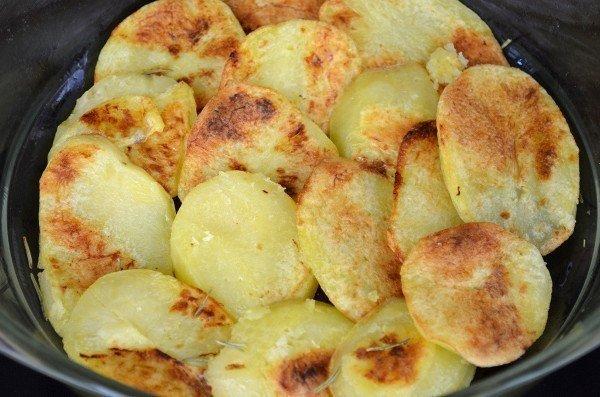 Запеканка с фаршем и картошкой в духовке рецепт с как в садике рецепт