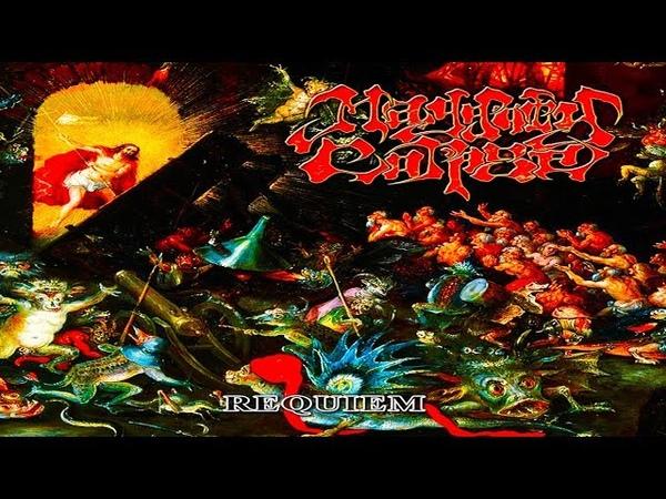 MAGGOTY CORPSE Requiem Full length Album Compilation 1992 1993