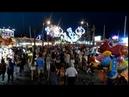 Un paseo por la Feria ALHAURIN de la TORRE 2018 domingo 24 06