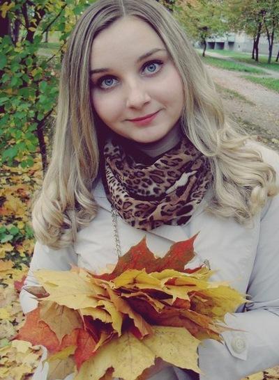 Мария Иванова, 6 октября 1993, Санкт-Петербург, id208557353