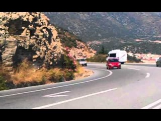 Крит. Дорога на Ханью и озеро Курна.