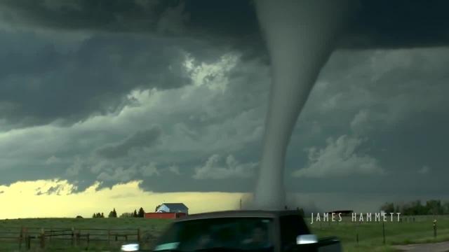 June 6, 2018 Laramie, WY tornado