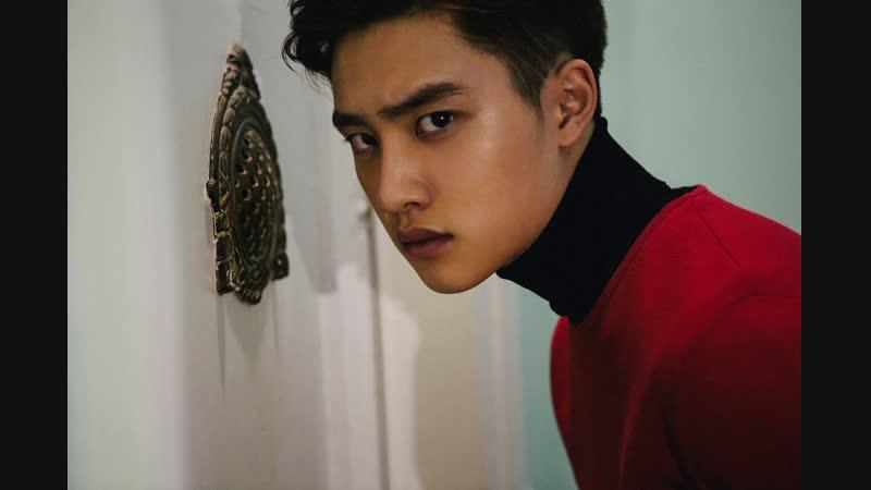 Любимец Моих Дьяволов Do Kyungsoo VKing
